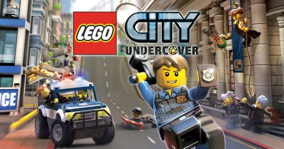 Así se ve LEGO City Undercover para PS4, Switch y Wii U