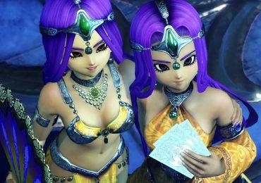 Dos nuevos personajes en trailer Dragon Quest Heroes II