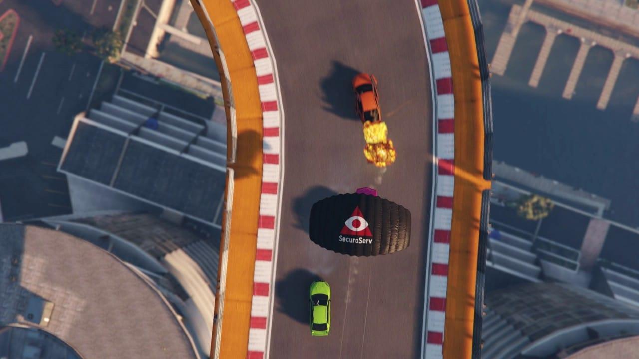 GTA Online se vuelve clásico con Tiny racers
