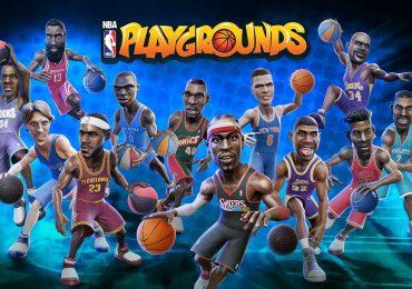 NBA Playgrounds disponible a partir de Mayo 9