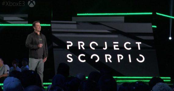 El Project Scorpio podría ser revelado muy pronto