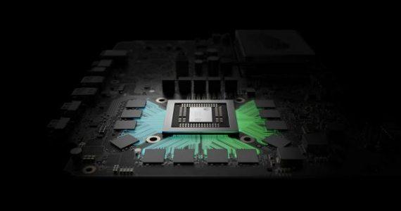 Nuevas imágenes nos muestran como se verán los juegos en 4k y 1080p en el Project Scorpio