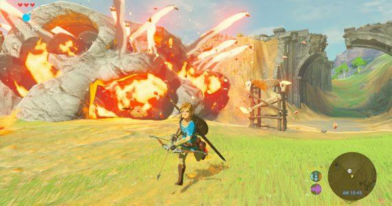 Es posible jugar The Legend of Zelda: Breath of the Wild a 4K… en la PC