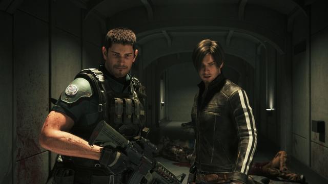 La película de Resident Evil: Vendetta contará con un trailer en VR