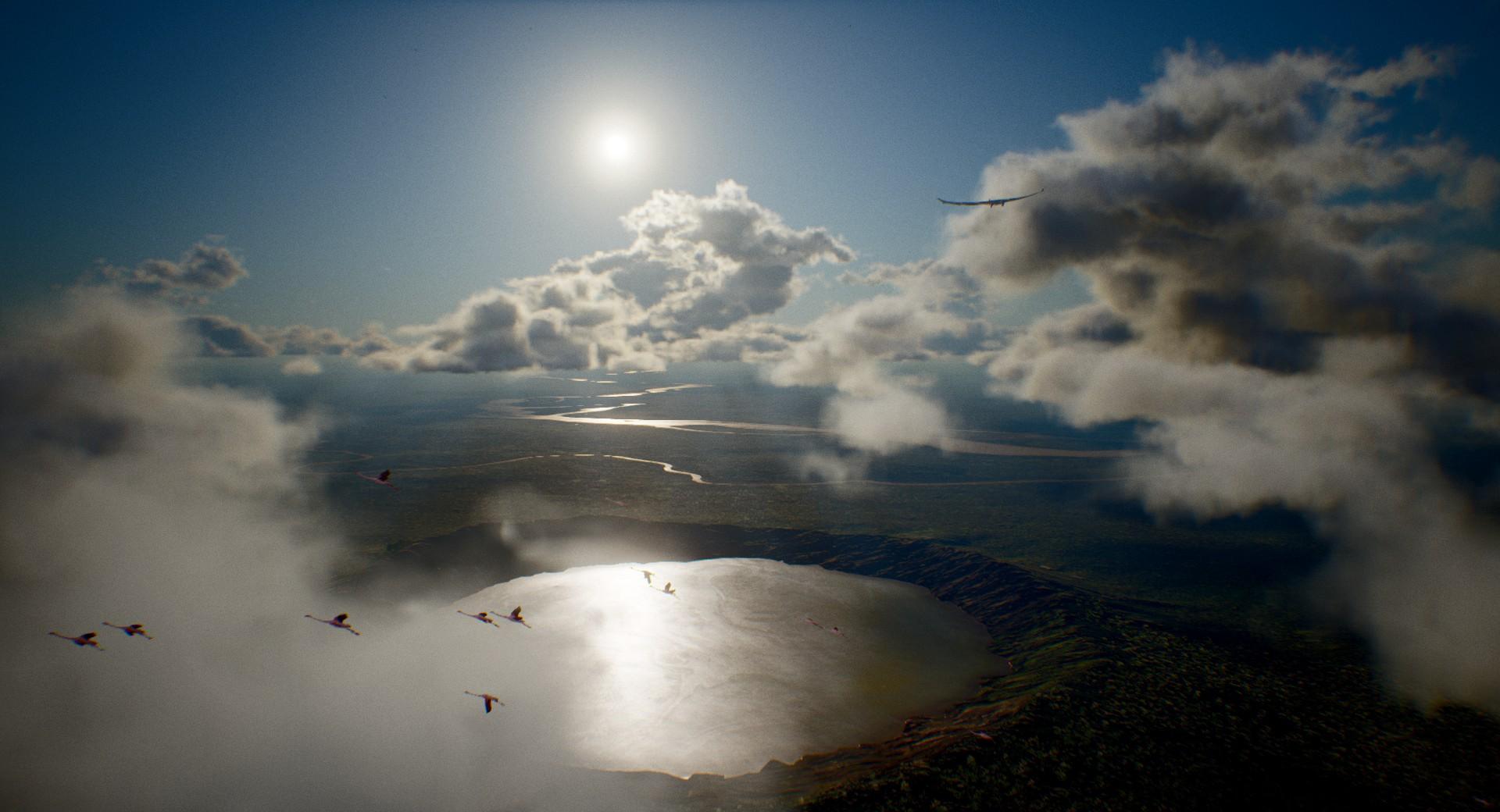 Mira estas impresionantes imágenes de Ace Combat 7: Skies Unknown