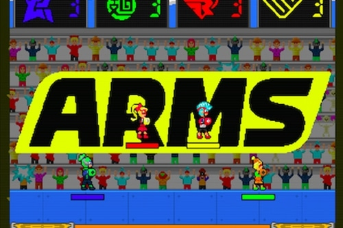 ARMS cuenta con un fan-made en 2D