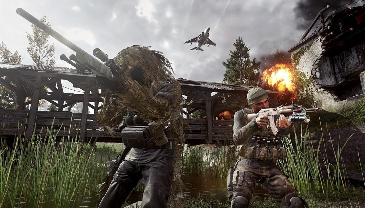 Call of Duty: Modern Warfare Remastered podría salir por separado en Junio