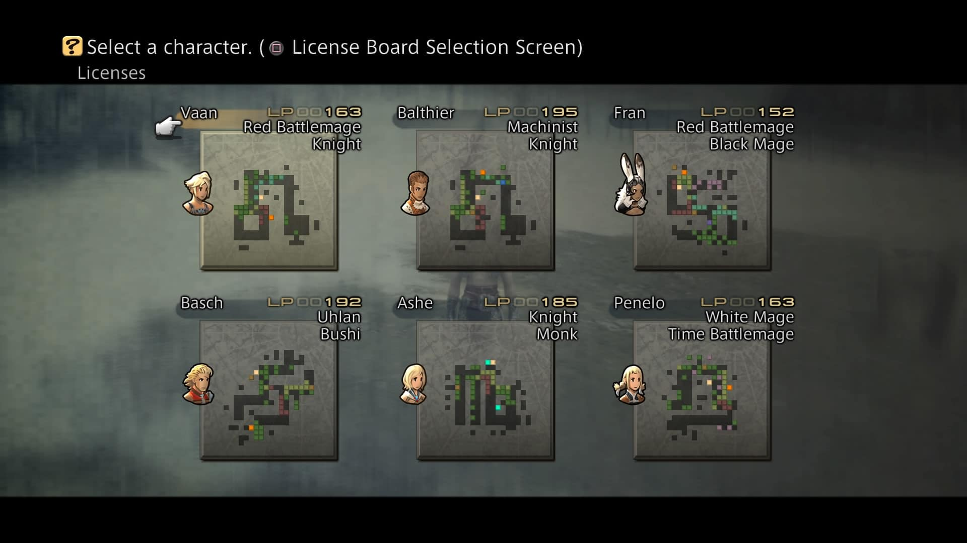 Muestran el Sistema de Gambits de Final Fantasy XII: The Zodiac Age