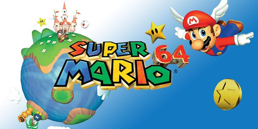 Rompen Legendario record de Mario 64 de recogida de todas las estrellas GamersRD