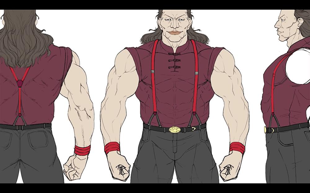 Shenmue III no estará en el E3 y presenta nuevo personaje