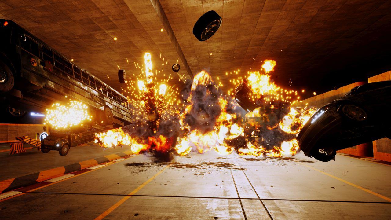 Danger Zone el sucesor espiritual de Burnout, Trailer