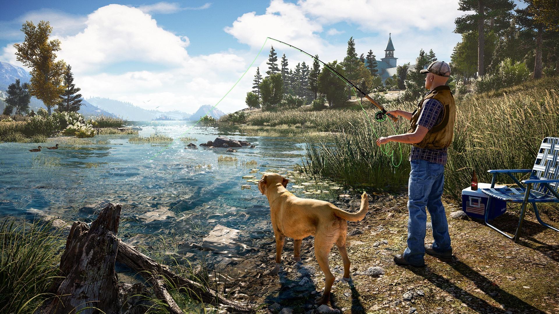 Se confirma la fecha de lanzamiento de Far Cry 5, también algunos detalles sobre su historia