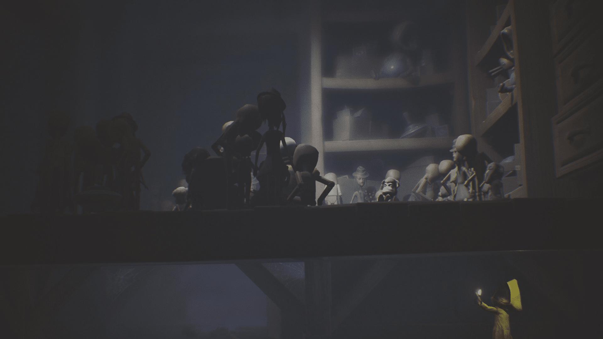 Análisis | Little Nightmares