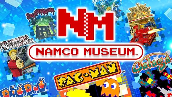 Namco Museum se lanzara el 28 de julio, nuevo tráiler GamersRD