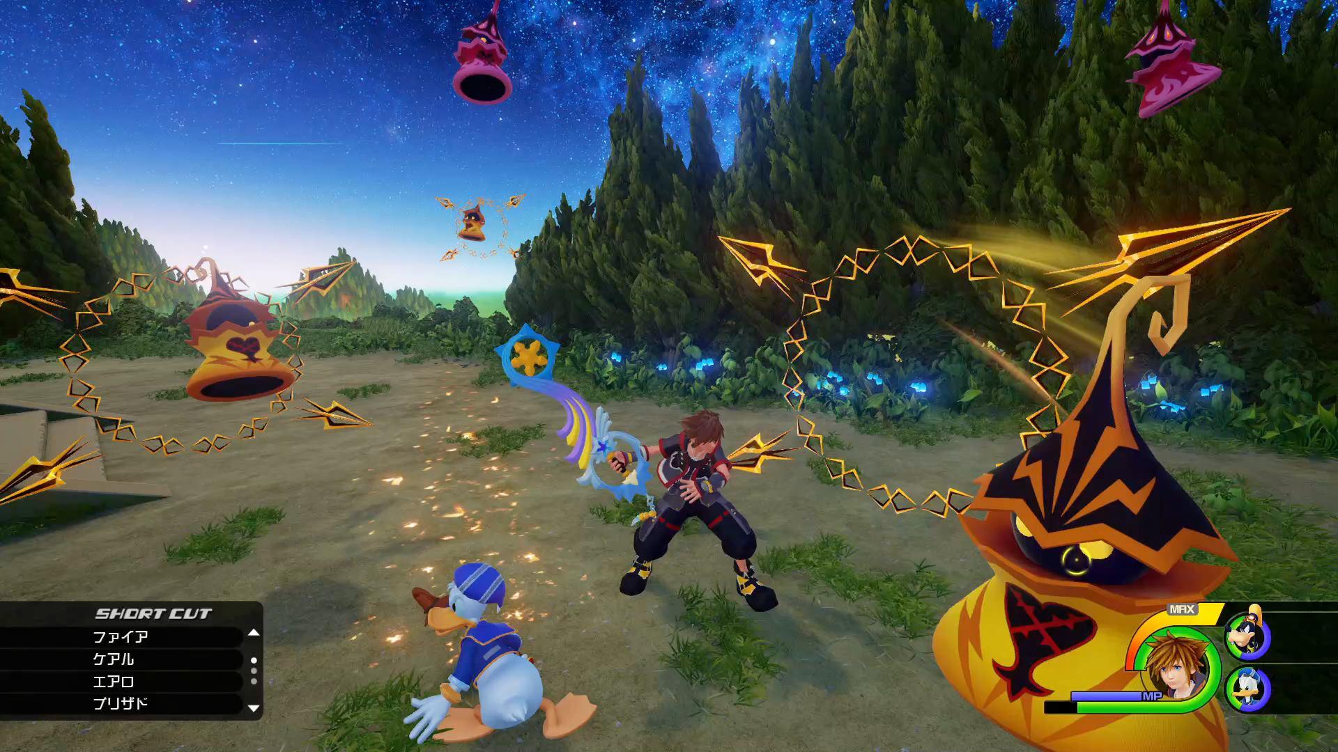 Kingdom Hearts 3 lanza un nuevo y brillante tráiler de juego para E3 GamersRD