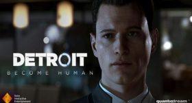 Detroit: Become Human está en desarrollo exclusivamente para la PS4, y aparentemente saldrá en algún momento el próximo año GamersRD