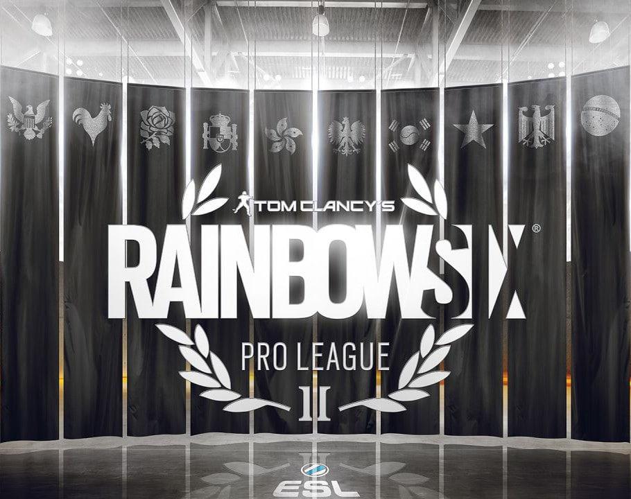 Liga profesional-Tom Clancy's Rainbow Six Siege-GamersRD