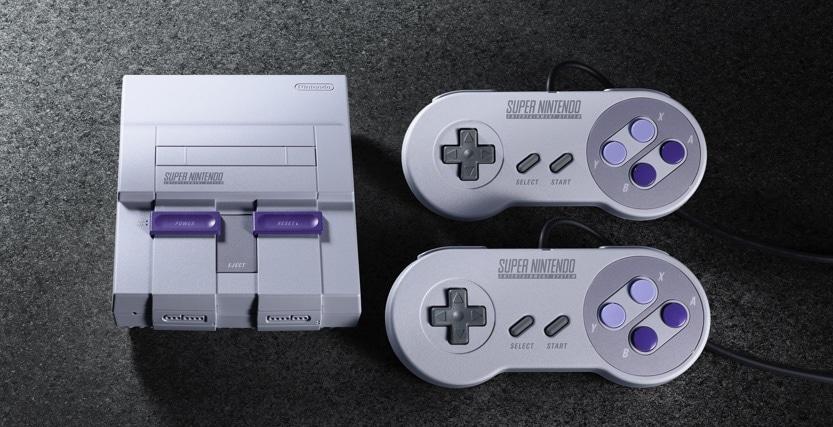 Nintendo anuncia el Super Nintendo Classic, vendrá con 21 juegos -1-GamersRD