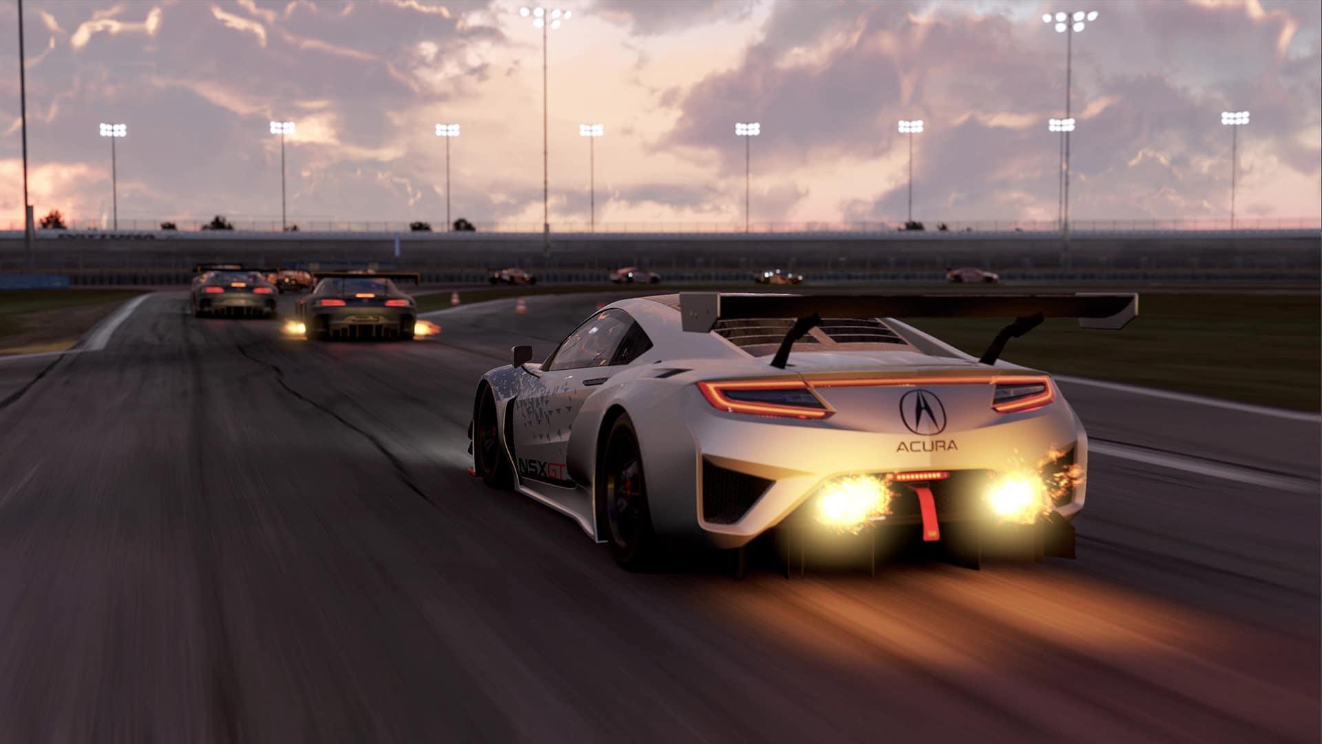 Project Cars 2 alcanzara 60fps y 4k de resolución en Xbox One X