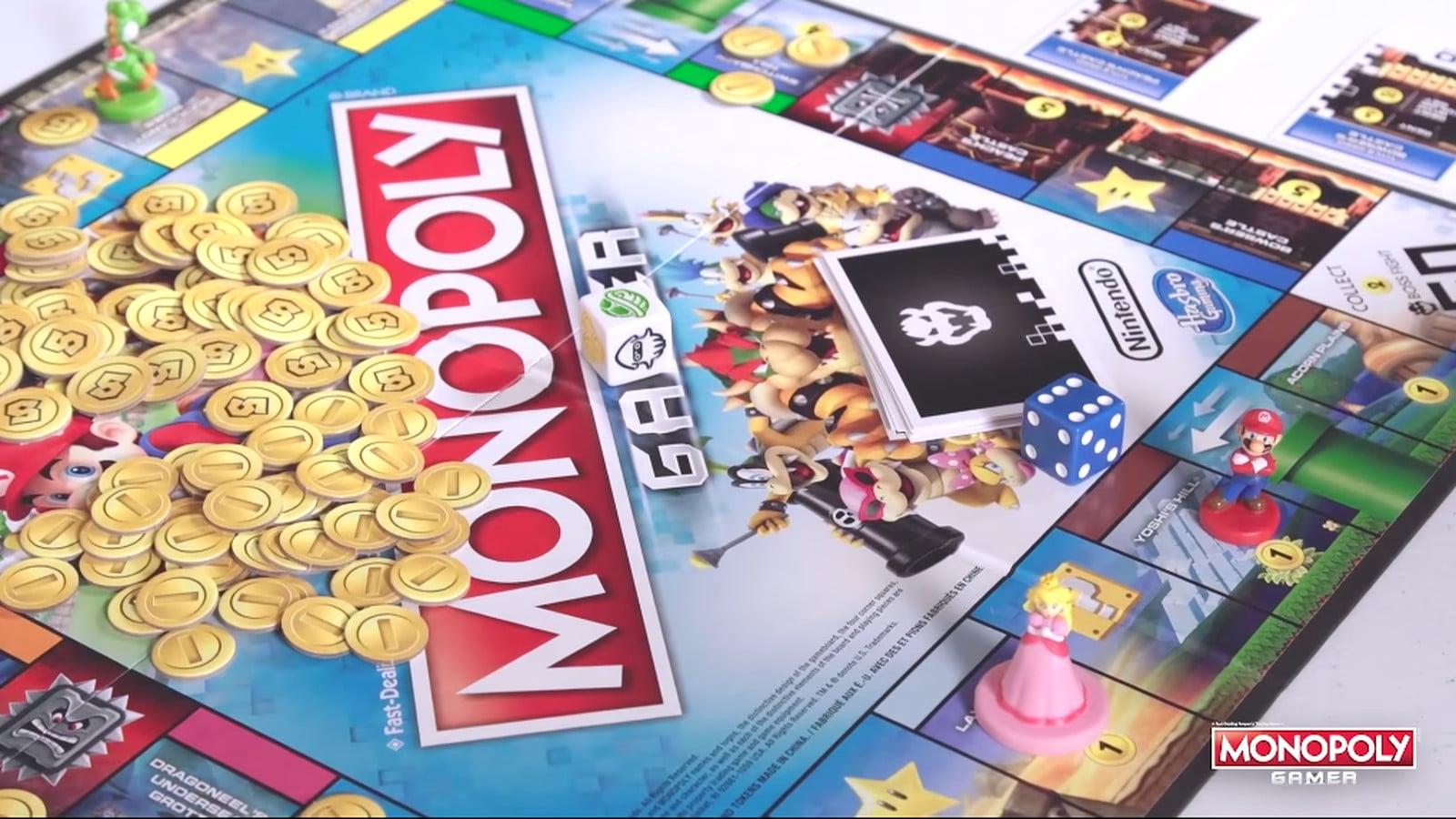 Mira Este Monopoly Gamer Edition Del Juego De Mesa Clasico