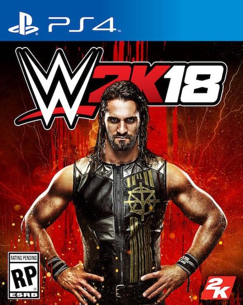 Seth Rollins -WWE 2K18-1-GamersRD