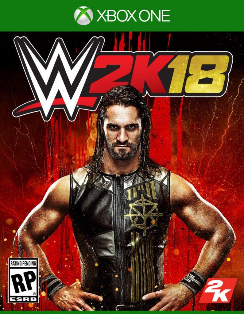 Seth Rollins -WWE 2K18-2-GamersRD