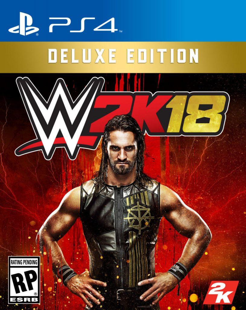 Seth Rollins -WWE 2K18-3-GamersRD