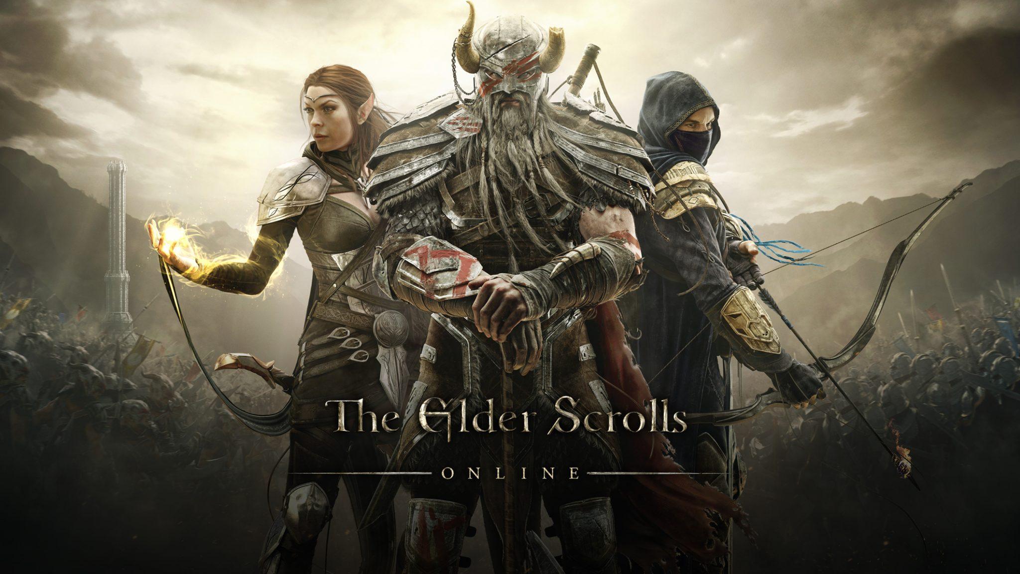 The Elder Scrolls Online-xBOX -sCORPIO-GAMERSRD