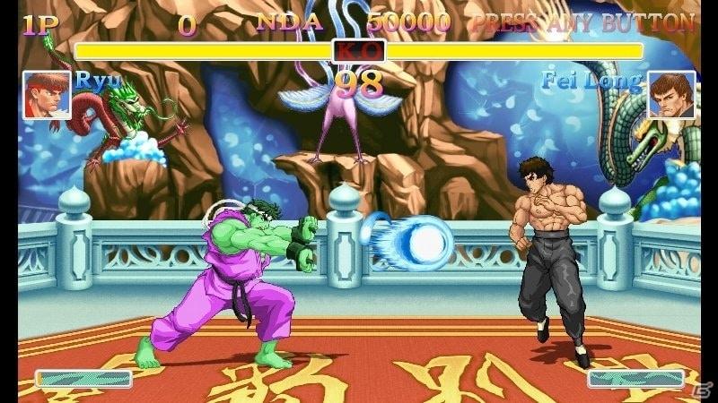 Ultra Street Fighter II The Final Challengers -1GamerSRD