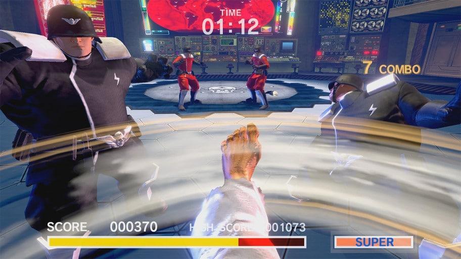 Ultra Street Fighter II The Final Challengers -3GamerSRD