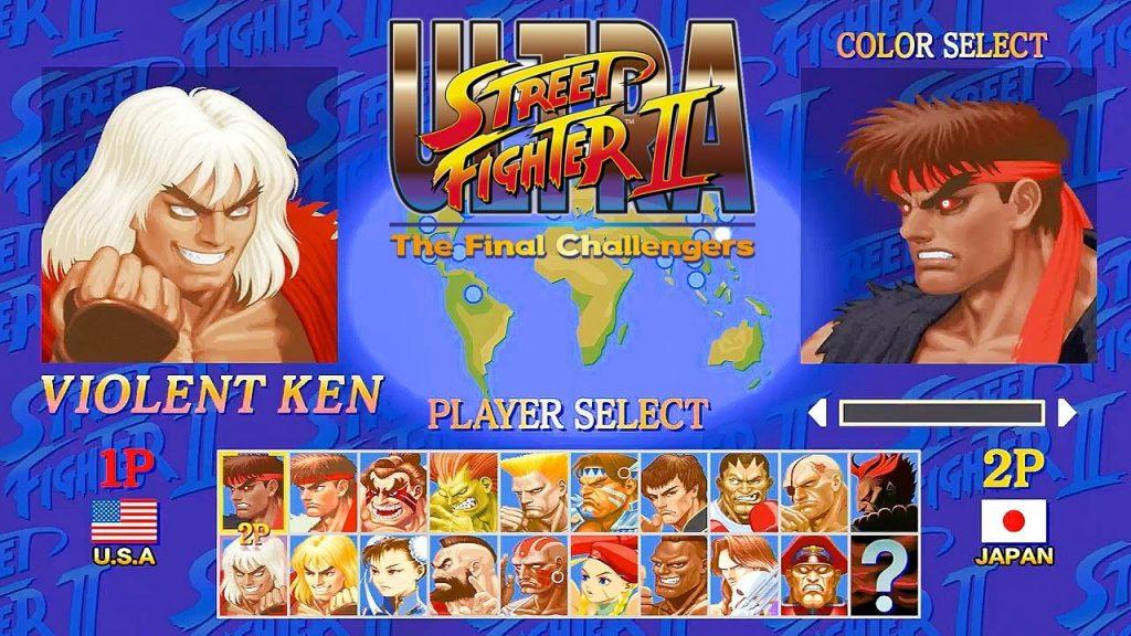 Ultra Street Fighter II The Final Challengers -GamerSRD