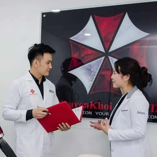 Una compañía vietnamita de cuidado de la piel utiliza el logo de Umbrella Corp-1-GamersRD