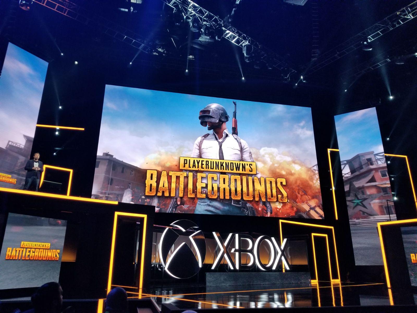 Playerunknown S Battlegrounds Anime: E32017: PlayerUnknown's Battlegrounds En Xbox One