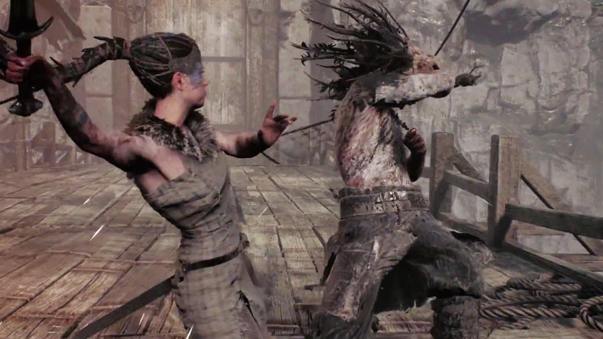 Hellblade: Senua's Sacrifice anuncian lanzamiento para el 8 de Agosto