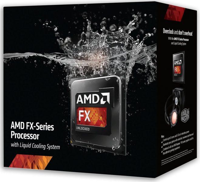 Los AMD Ryzen Threadripper se acompañarán de un sistema de refrigeración por agua