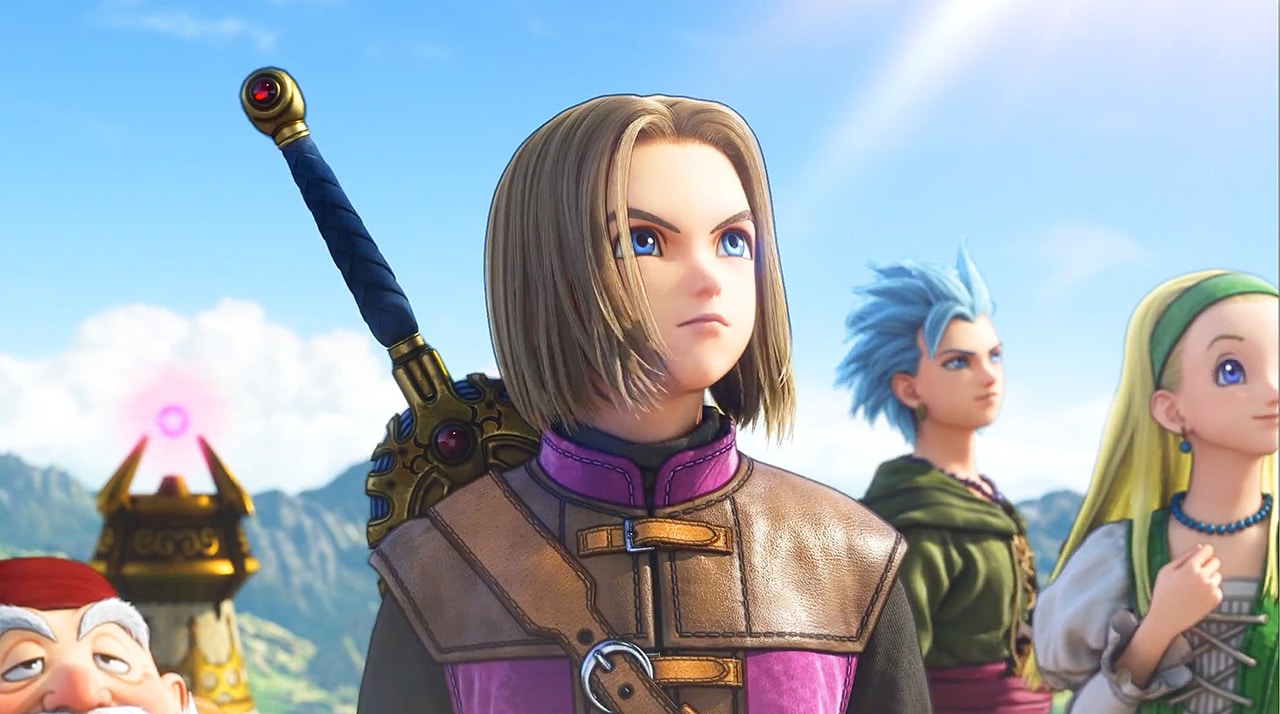Dragon Quest XI-GamersrD