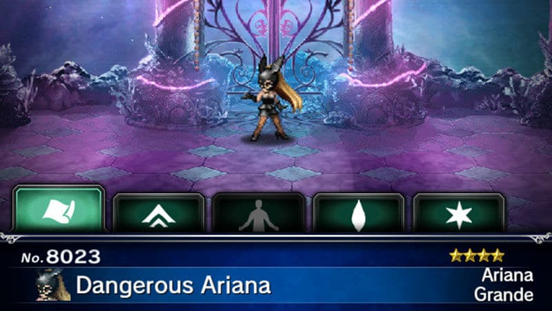 Ariana Grande regresa a Final Fantasy Brave Exvius-1-gAMERSrd