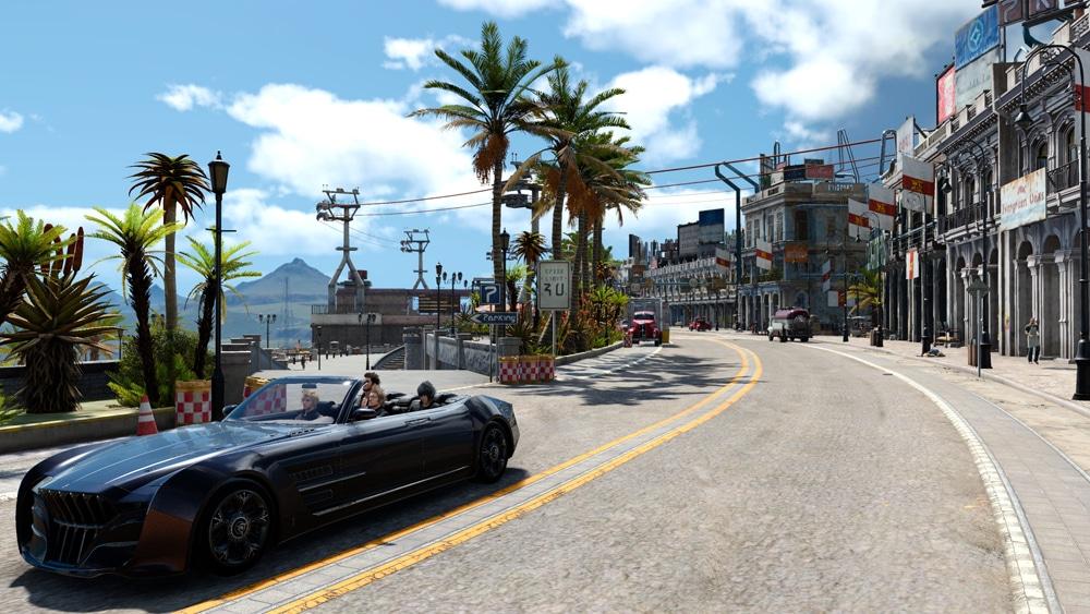 Final Fatasy XV- Windows Edition Review-GamersRD