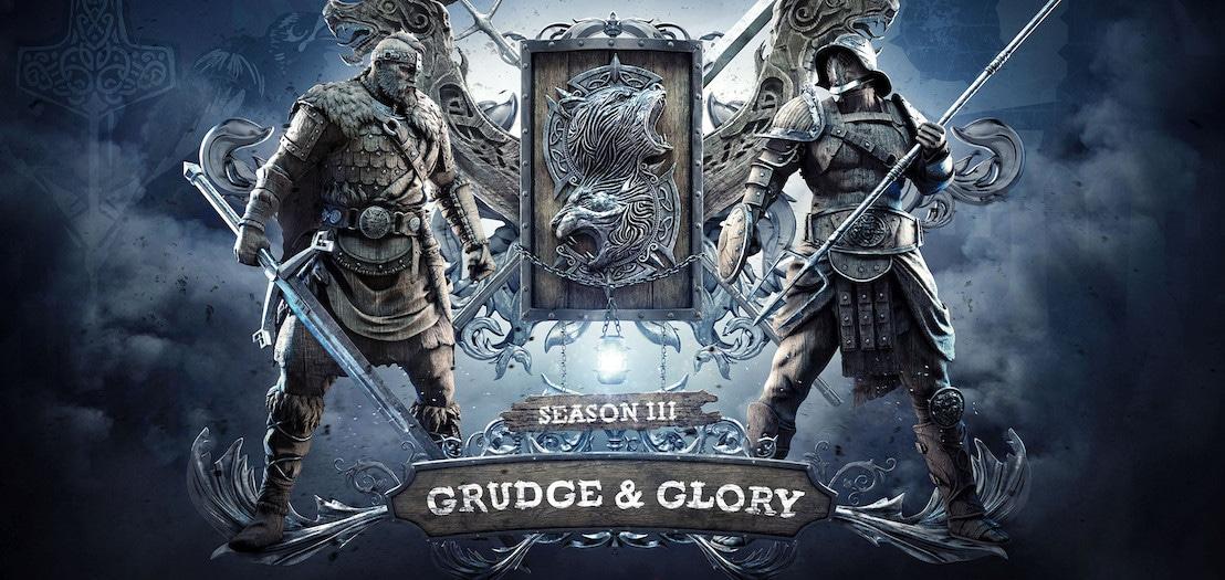 "For Honor ""Grudge & Glory""-GamersRD"