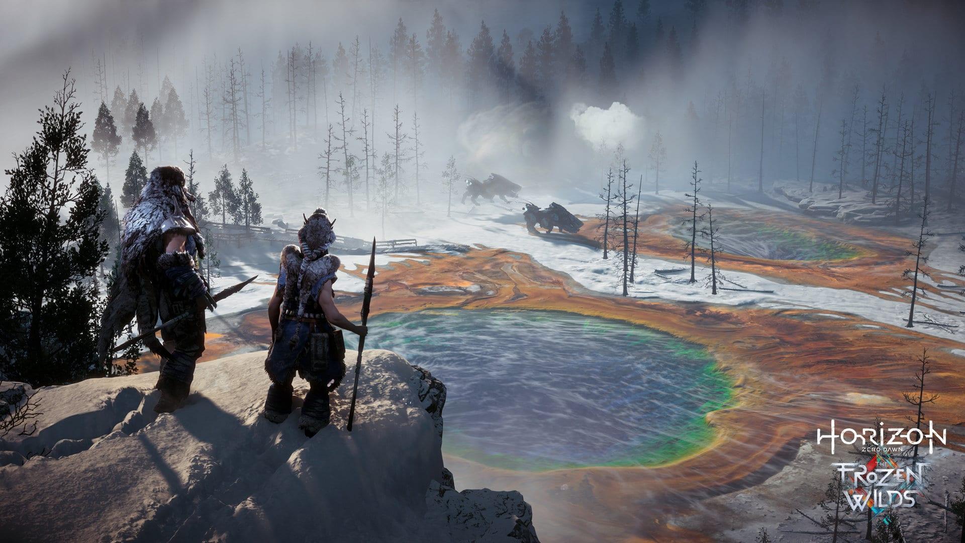 DLC de Horizon Zero Dawn: Frozen Wildsya tiene fecha de salida GamersRD