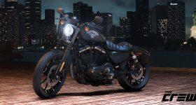 Harley-Davidson en The Crew 2-GamersRD