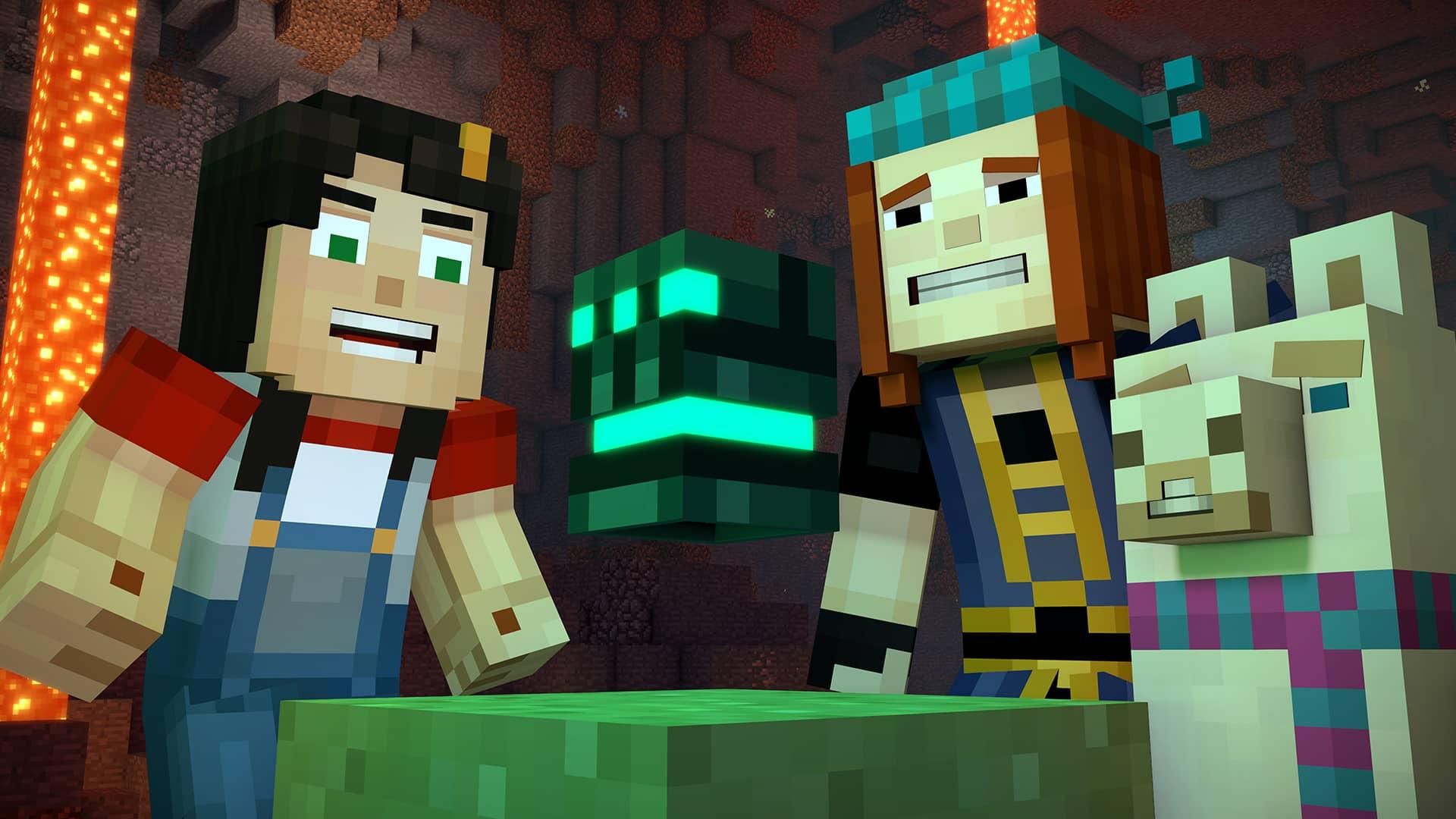 Minecraft-story-mode-1-GamersRD