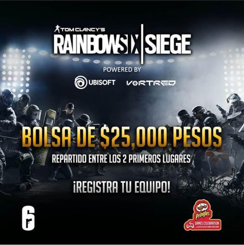 Rainbow Six Siege-Torneo-premio-GamersRD