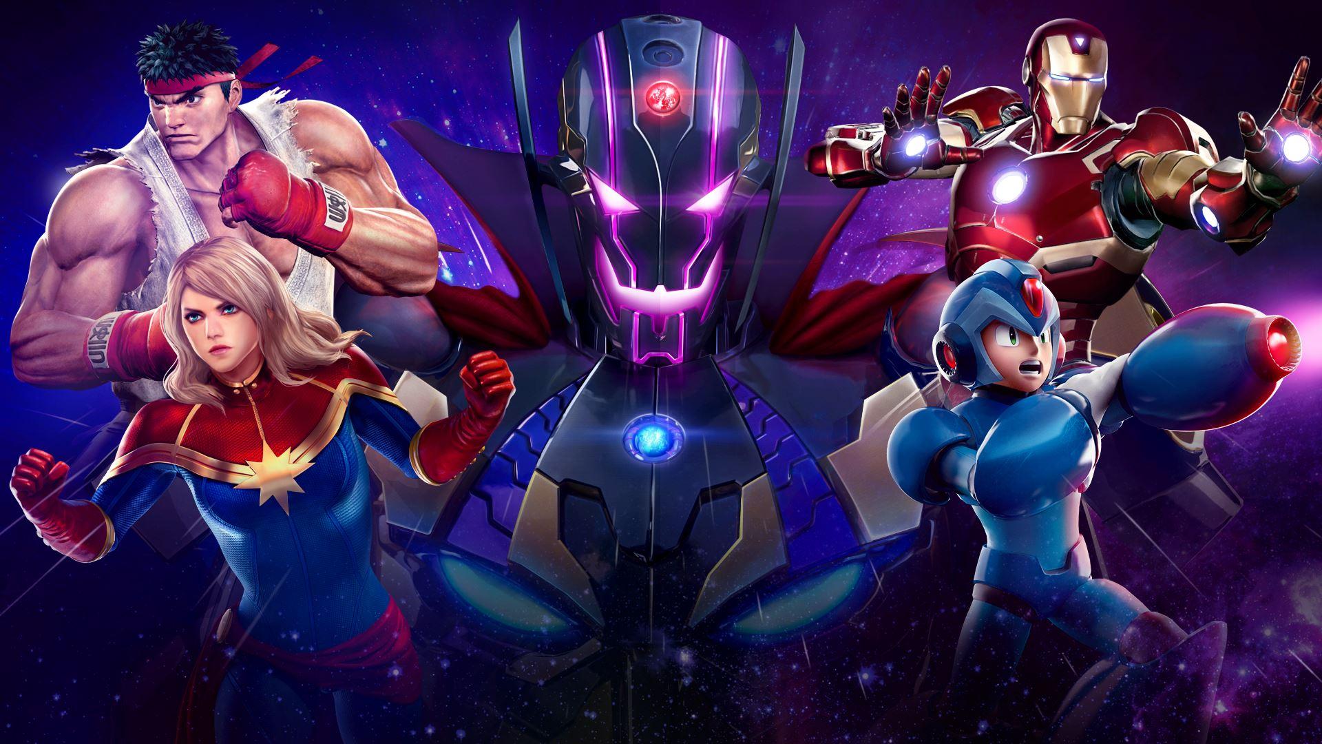 Anunciado figuras Funkopops para Marvel vs Capcom: Infinite GamersRD