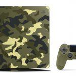 PS4 Slim Edición Limitada Call of Duty WWII-8-GamersRD