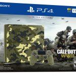 PS4 Slim Edición Limitada Call of Duty WWII-GamersRD
