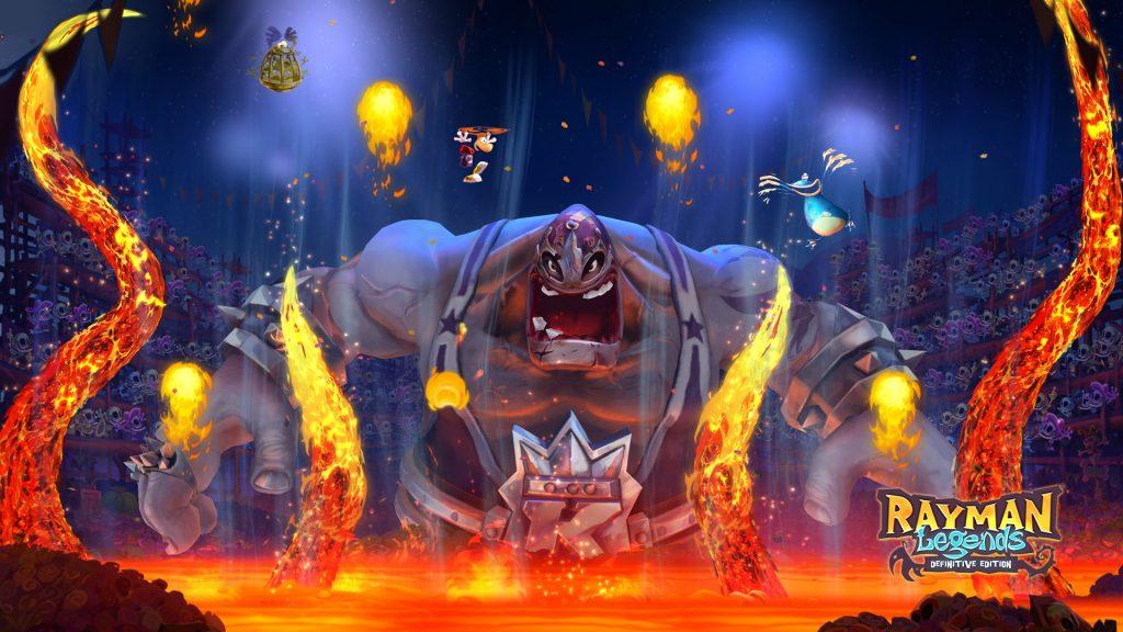 Rayman Legends Definitive Edition-4-GamersRD