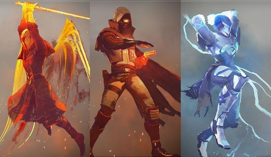 destiny-2-dawnblade-gunslinger-striker-sub clases-GamersRD
