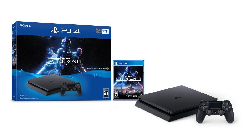 Star-Wars-Battlefront-II-Bundle-2-PS4 Slim-GamersRD