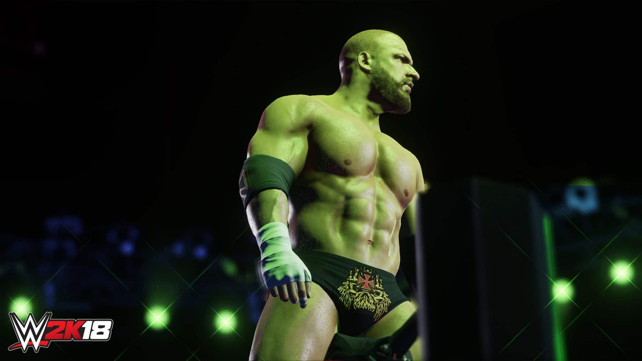 WWE 2K18 -GamersRD